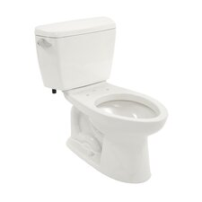 Drake 1.6 GPF Elongated 2 Piece Toilet with SanaGloss Glaze