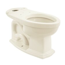 Clayton ADA Compliant 1.6 GPF Elongated Toilet Bowl Only