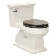 Lloyd ADA Compliant Low Consumption 1.6 GPF Elongated 1 Piece Toilet