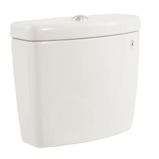Aquia II 0.9 GPF /1.6 GPF Toilet Tank and Cover