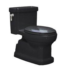 Guinevere ADA Compliant 1.28 GPF Round 1 Piece Toilet