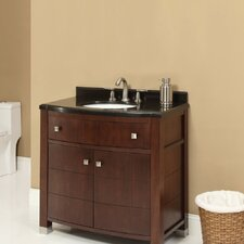 "Adrianna 36"" Single Bathroom Vanity Set"