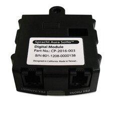 PBX Digital Adapter Module, Aura Soho Conf Phone, Black