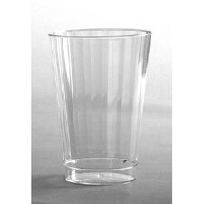 (240 per Carton) 12 oz Classicware Tall Crystal Plastic Tumbler in Clear