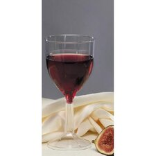 (100 per Carton) 6 oz Classicware Wine Glass in Clear