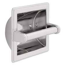 Jamestown Recessed Toilet Paper Holder