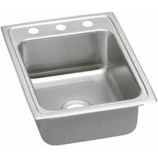"""Lustertone 17"""" x 22"""" Gourmet Kitchen Sink"""