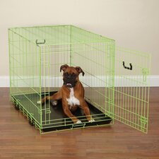 Colorful Wire Pet Crate