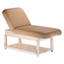 Sedona Stationary Tilt Table with Shelf