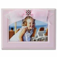 Baby Ribbon Picture Frame