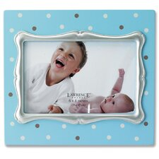 Polka Dot Picture Frame