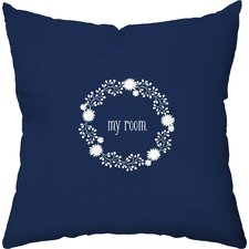 My Room Throw Pillow