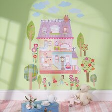 Play House Interactive Wall Decal