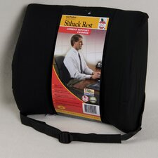 Sitback Rest Back Support Cushion