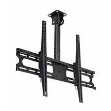 "Large Tilt/Swivel Universal Ceiling Mount for 32"" - 63"" Flat Panel Screens"