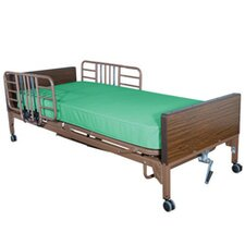 Complete Full-Electric Home Care Bed Package