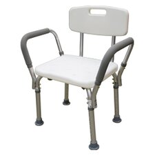 Adjustable Shower Chair (Set of 2)