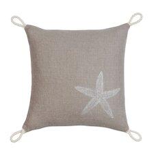Jolie Breeze Accent Linen Throw Pillow