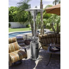 Tall Stainless Steel Propane Patio Heater