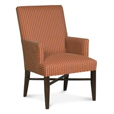 Narrow Occasional Arm Chair