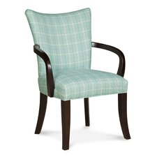 Transitional Occasional Wingback Chair