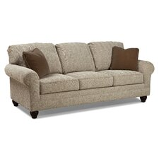 Casual 3 Cushion Sofa
