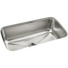 "Carthage™ 31.88"" x 18.06"" Undercounter Single-basin Kitchen Sink"