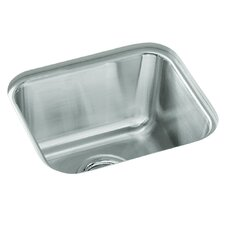 "Springdale 14"" x 12"" No Holes Undermount Single Bowl Secondary Kitchen Sink"