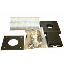 Fresh Air Intake Kit for Pellet/Multifuel Stoves