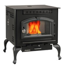 Multi-Fuel Stove with Legs