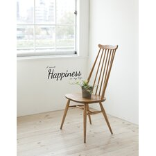 Blabla Happiness EN Wall Decal