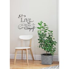 Blabla Harmony Wall Decal