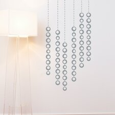 Spot Moon Pearls Wall Decal