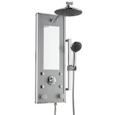 Shangri-La Shower Panel