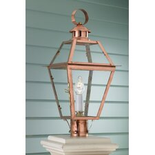 Old Colony 1 Light Outdoor Post Lantern
