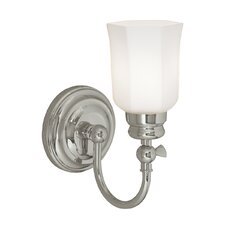 Emily 1 Light Wall Sconce