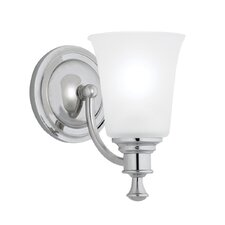 Sienna 1 Light Wall Sconce