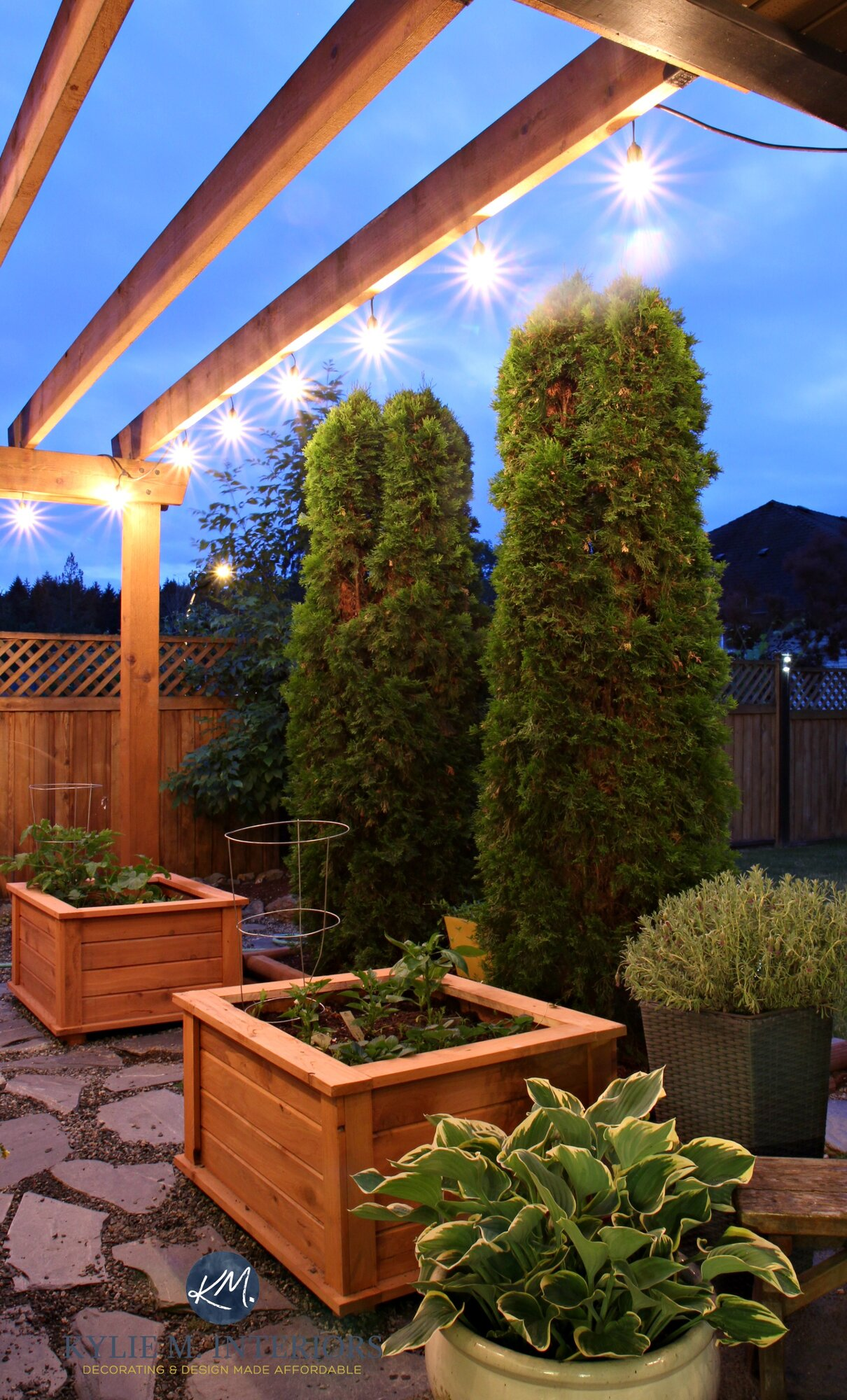 Outdoor string lights youll love wayfair our backyard is our oasis we spend a lot of time out there particularly in the evenings we have globe string lights set on a timer so as soon as the sun aloadofball Choice Image