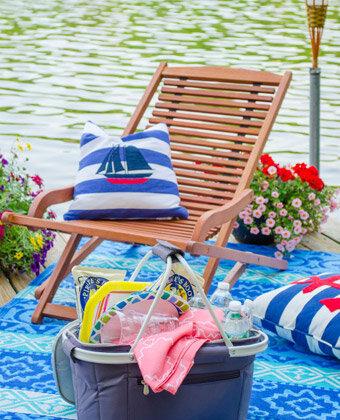 summer lake memories