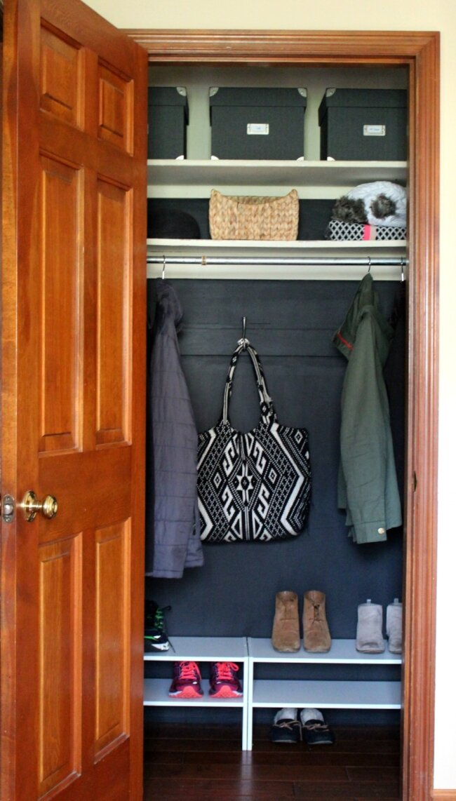 See More Of Demetriau0027s Closet Makeover