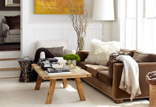 9 Basics for Rustic + Natural Style