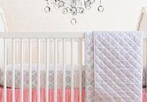 Nursery Color Palette: Pretty in Pink