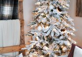 10 Days of Trees: Country Rustic