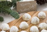 Christmas Cookies: Mexican Wedding Cookies
