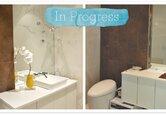 DKOR Interiors: Powder Room Part 6