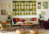 Apartment Therapy: Color on Color