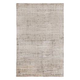 Baxter Hand Knotted Pearl Area Rug