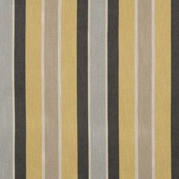 Shifted Stripe Fabric - Citrine