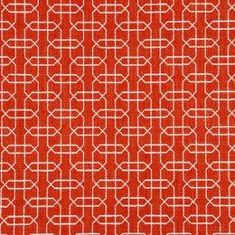 Ardmore Fabric - Persimmon