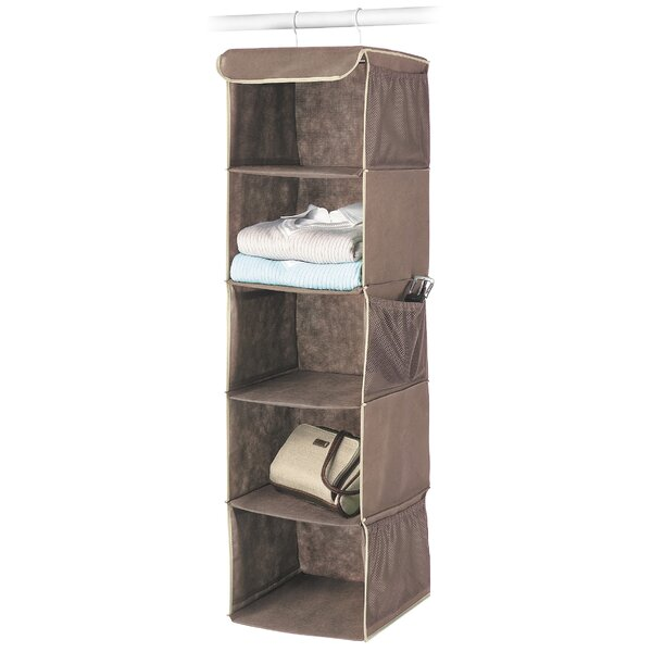 5 Compartment Hanging Organizer